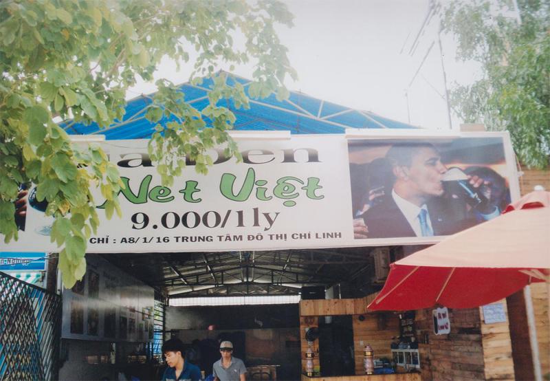 Nét Việt Bia