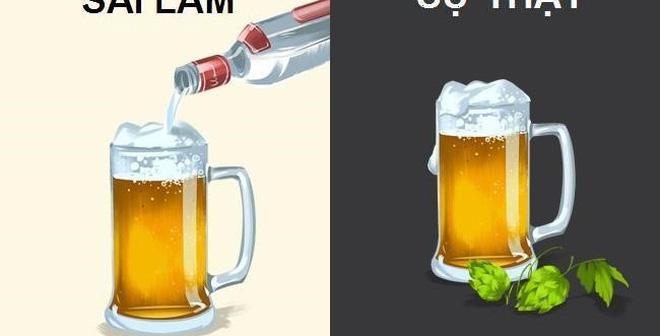 9 quan niệm sai lầm về đồ uống nhiều người vẫn tin