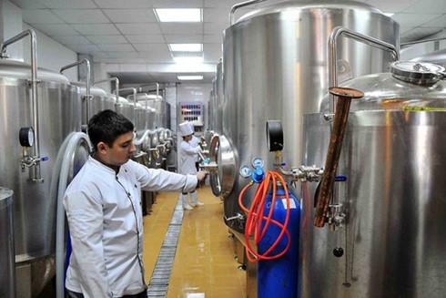 Việt Nam đặt mục tiêu sản xuất 5,5 tỷ lít bia vào năm 2035