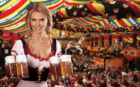 Đức thắt chặt an ninh tại lễ hội bia lớn nhất thế giới